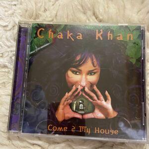【CD】Chaka Khan / Come 2 my house CD USED