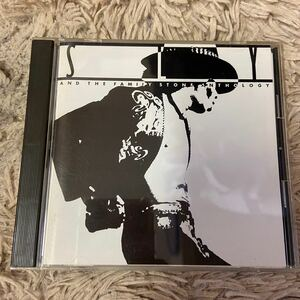 【CD】 Sly & The Family StoneAnthology CD USED