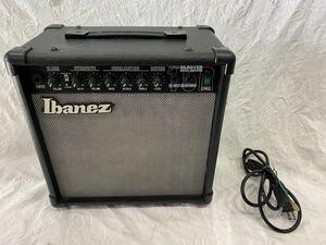 Ibanez/アイバニーズ ギターアンプ TB15R 22W 現状品