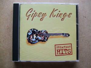★Gipsy Kings / GREATEST HITS ★ 日本盤 【美品】ジプシー・キングス / グレイテスト・ヒッツ