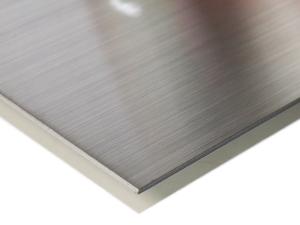 ステンレス板 SUS304 HL 板厚0.8mm 100mm × 300mm 1枚