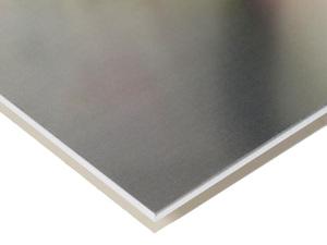 アルミ板 A5052 生地 板厚0.8mm 155mm × 296mm 1枚