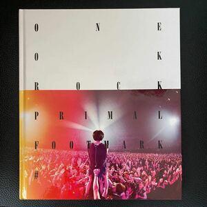 ONE OK ROCK PRIMAL FOOT MARK#5