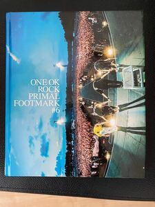 ONE OK ROCK PRIMAL FOOT MARK#6