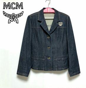 MCM (エムシーエム) デニムテーラードジャケット