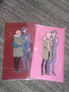 吉尾アキラ 繋いだ恋の叶え方 新品 drap 全プレ マスクケース 2種 非売品 叶わぬ恋の結び方 BL