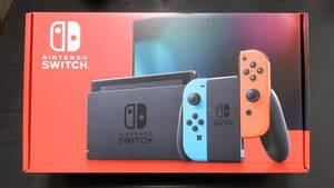 即決 新品未開封 Nintendo Switch ニンテンドースイッチ 本体 ネオンブルー ネオンレッド 任天堂スイッチ本体