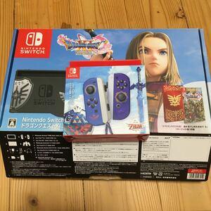 Nintendo Switch ロトエディション ジョイコン スカイウォードソード