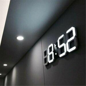 超得☆壁掛時計 柱時計 置時計 LED デジタル 目覚し時計 壁掛け時計