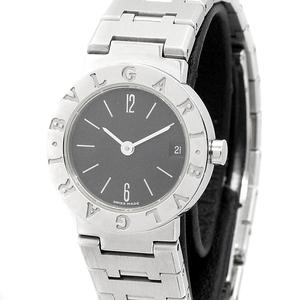 ブルガリ BVLGARI ブルガリブルガリ BB23SSD 黒文字盤 レディース腕時計 クォーツ