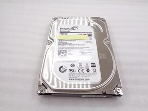 Seagate ST1000DM003 3.5型HDD 1TB SATA 7200rpm 使用時間:16469時間 中古動作品(HDH189)