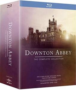 新品 送料無料 ◆ 【 ダウントン・アビー コンプリート・ブルーレイBOX 】 Blu-ray Downton Abbey 英国 イギリス イングランド BD
