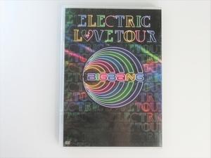 BIGBANG ELECTRIC LOVE TOUR 2010 UPBH9490/1 韓国 グッズ G-DRAGON V.I T.O.P SOL D-LITE