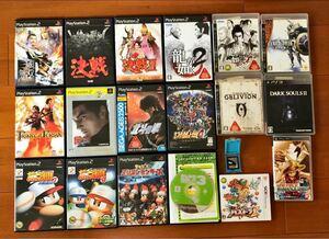 ゲームソフト バラ売り3500円