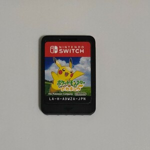 Nintendo Switch ポケモン Let's Goピカチュウ