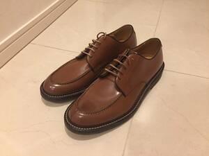 新品未使用 REGAL リーガル・ブラッチャーモカ・JU15・日本製・ドレスシューズ/ビジネス 革靴・26cm & 26.5cm・ブラウン