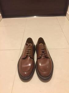 新品未使用 REGAL リーガル・ブラッチャーモカ・JU15・日本製・ドレスシューズ/ビジネス 革靴・25.5cm・ブラウン