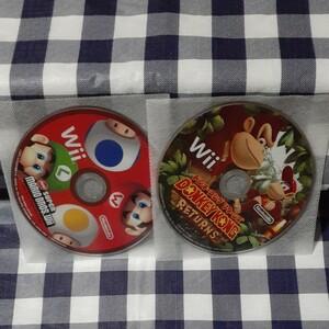 ニュー・スーパーマリオブラザーズ+ドンキーコング Wii