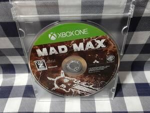 送料無料☆XBOX ONE マッドマックス
