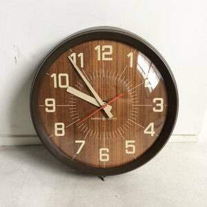 アメリカ製 ヴィンテージ GENERAL ELECTRIC ウォールクロック(壁掛け時計)/ Vintage Wall Clock (Made in USA)