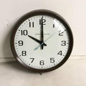 アメリカ製 ヴィンテージ GENERAL ELECTRIC ウォールクロック(壁掛け時計)/ Vintage Wall Clock [Made in USA]