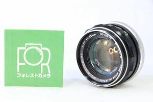 ミノルタ MINOLTA MC ROKKOR-PF 55mm F1.7★AC 496