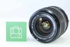 ミノルタ MINOLTA MC W.ROKKOR-SI 28mm F2.5★おおくもり・黄変★AC 758