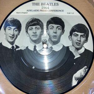 ビートルズ Beatles ピクチャーレコード Picture Record EP盤