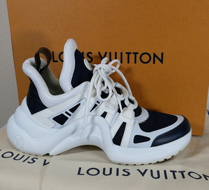 LOUIS VUITTON ルイ・ヴィトン LVアークライトライン スニーカー 41 正規品
