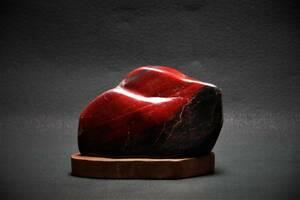 鑑賞石 1.3㎏ 山型石 姿石 即決送料込み 景石 原石 水石 鉱物 自然石 置物原石 盆石 飾り石