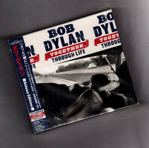 未使用 Together Through Life (2CD+DVD) Bob Dylan (ボブ・ディラン) トゥゲザー・スルー・ライフ