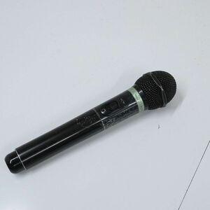 X2273 audio-technica オーディオテクニカ 赤外線コードレスマイクロホン マイク USED品 本体のみ ボーカル ライブ 通電確認済 T