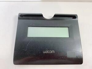 YV460★★【ジャンク品】【ペンなし!】WACOM/ワコム 4:1型モノクロ液晶 サインタブレット STU-300