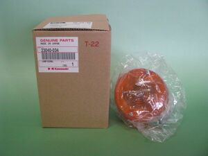 Z2/Z1 純正部品 ウインカー assy 新品 23040-034 [33-1]