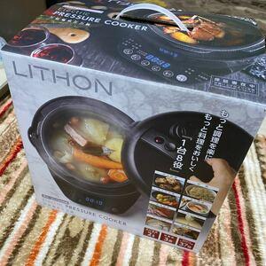 万能電気圧力鍋 LITHON 電気圧力鍋