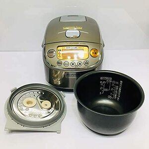 【最安値♪】ZOJIRUSHI 圧力IH炊飯ジャー 極め炊き 3合 NP-RG05-XJ ステンレスブラウン
