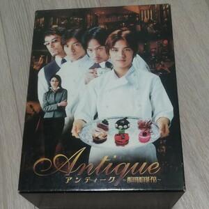 アンティーク 西洋骨董洋菓子店 DVDボックス