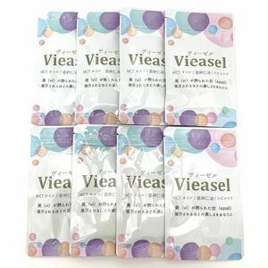 Vieasel mctオイル 亜麻仁脂 スピルリナ ヴィーゼル8袋セット
