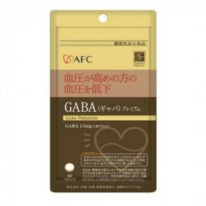 AFC(エーエフシー) ハートフルプレミアムシリーズ GABA(ギャバ) 7.5g(250mg×30粒)×60袋(a-1695508)