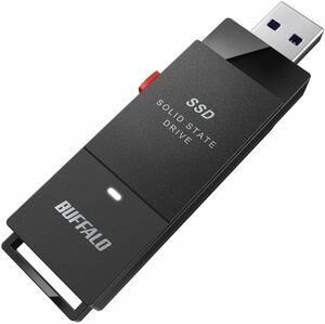 SSD 外付け 500GB (バッファロー)PS4/PS5対応