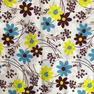 花柄コットンカットクロス 100×55センチ