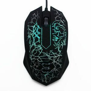 3000 DPI Led 光学式有線マウスプロのコンピュータのマウスゲーマーマウス Pc のノートパソコン用|ND