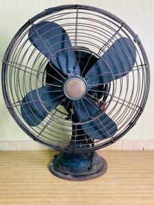 ビンテージ 扇風機 三菱電機製 羽30センチ 702752 electric fan 古い扇風機 昭和レトロ アンティーク 扇風機