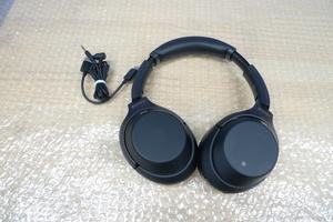 現状品 SONY ソニー ヘッドホン ワイヤレス ノイズキャンセリング ステレオヘッドセット WH-1000X M3 ブラック