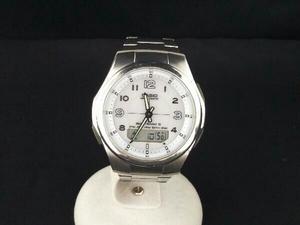 ジャンク CASIO カシオ wave septor WVA-M480 204A289J 時計