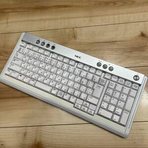 美品 NECパーソナルプロダクツ VALUESTAR 無線 ワイヤレスキーボード 853-410109-002-A KG-0516