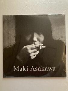 New unopened ◆ MAKI ASAKAWA Asakawa Maki Honest Jon's UK 2-Ich British Box Analog Record HJRLP111