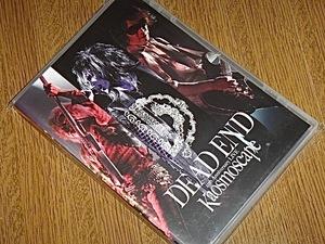 DVD/DEAD END/Kaosmoscape/MORRIE/CreatureCreature/足立祐二/YOU/クールジョー
