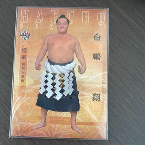 2020BBM 01 白鵬 翔 横綱 大相撲カード