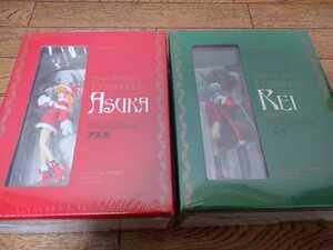 新世紀エヴァンゲリオン7巻限定版フィギュア付き 7巻クリスマス限定カバー
